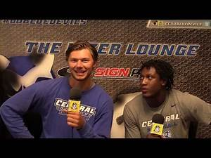 2017 CCSU Football - Outside The Lines w/ Dolegala and Rush