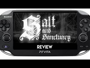 Salt and Sanctuary Review PS Vita - also on Nintendo Switch and PS4