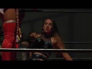 Allie Recks Vs Renee Michelle-WOW 10/7/17