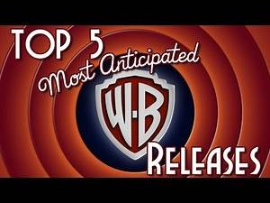 Most Anticipated Warner Bros. Movies of 2016 - Collider Video