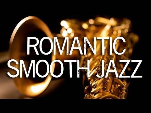 Jazz Music | Romantic Smooth Jazz Saxophone | Relaxing Background Music with Fire and Water Sounds