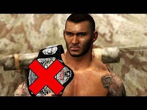 13 Removed Championships In WWE Games (WWE 2K)
