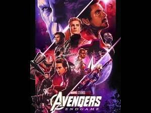 Captain America Lifts Mjolnir - Soundtrack - Endgame