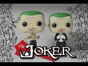 Funko Pop Exclusives: The Joker (Suicide Squad)