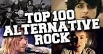 Top 100 Most Listened Alternative Rock Songs in 2021 - September