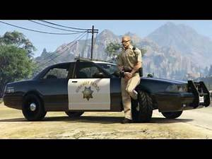 [GTA5] HwayCop_white [Quotes]