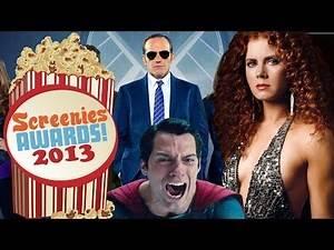 2013 Screenies Awards! - The Best & Worst in Movies & TV