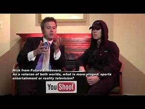 Shoot interview clip: Chyna discusses pro wrestling vs reality TV