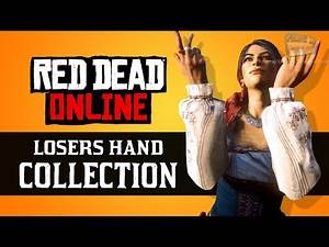 Red Dead Online - Losers Hand Collection Locations [Madam Nazar Weekly Collection]