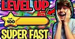 Prodigy - How To Level Up *FAST* and be a MASTER!!!