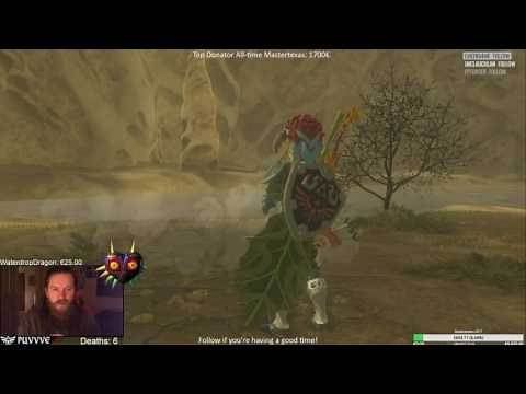 Zelda: BotW Kilton, how to find him. The Monster Trader!