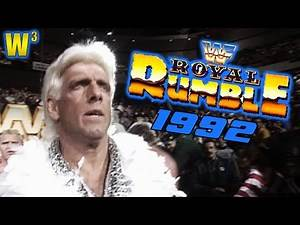 WWF Royal Rumble 1992 Review | Wrestling With Wregret