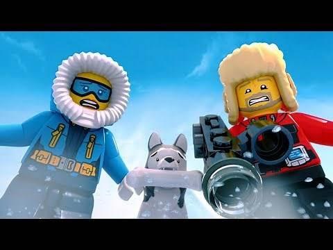 LEGO City - Arctic Adventure Part 1 of 2 – Arctic expedition - Mini Movie