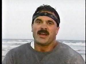 Rick Rude Training [1990-05-13]