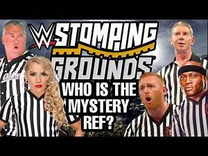 Who Will Be The Special Guest Referee At WWE Stomping Grounds???