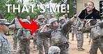 Reacting To MY Basic Training Video At Fort Benning