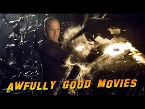 Awfully Good Movies: THE LAST WITCH HUNTER (2015) Vin Diesel