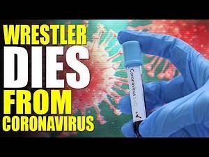1st Wrestler To Pass Away From Coronavirus | WWE Superstar Morale All-Time LOW! Wrestling News