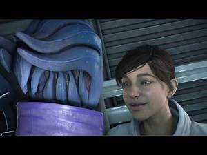 Mass Effect Andromeda LGBT Love Scene