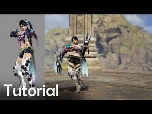 Soul Calibur 6 - Zafina (Tekken 6) CAS Tutorial