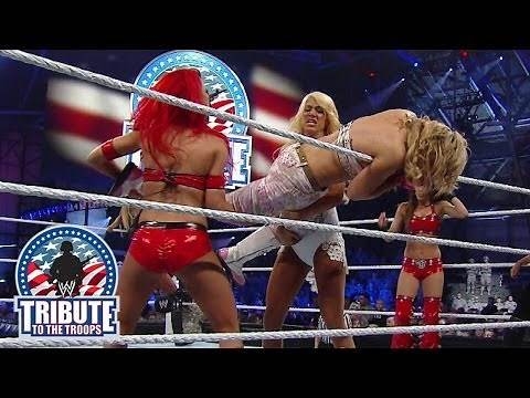 Divas Battle Royal: Tribute to the Troops 2013