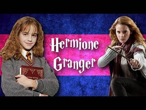 The Entire Life of Hermione Granger Explained (+Ron/Hermione Relationship)