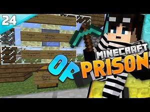 Minecraft: OP Prison | Ep 24 | MINE T - OP GIFTS - 4 PICKAXES (OP Prison Server)
