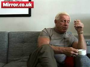 TNA Wrestler Ric Flair chats to Mirror.co.uk - Part Two