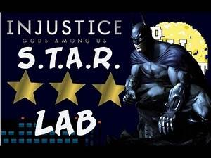 STAR Labs Mission #17 Batman- 3 STARS ☆☆☆ - INJUSTICE: Gods Among Us- Evil Duo