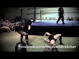 Lucha Libre Outside Brawl