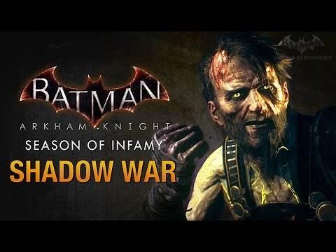 Batman: Arkham Knight - Season of Infamy: Shadow War (Ra's al Ghul)