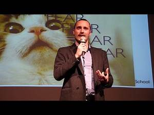 Timeless and Borderless Enlightenment | Jed Alexander | TEDxTaipeiFuhsingPrivateSchoolSalon