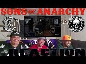 "SONS OF ANARCHY SEASON 2 EPISODE 9 REACTION ""FA GUAN"""