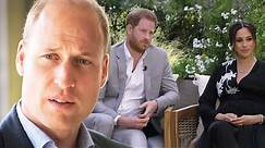 Prince William 'DEEPLY DISTRESSED' Over Prince Harry's Conversation With Gayle King (Source)