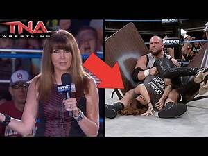 The Rise & Fall Of Dixie Carter (TNA Wrestling)
