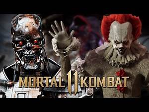 MORTAL KOMBAT 11 | TOP 5 Guest DLC Character WISHLIST! MK11 Terminator, Pennywise & MORE!
