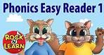 Phonics Easy Reader 1