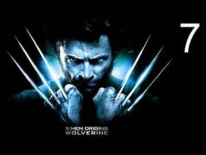 X-Men Origins: Wolverine - Walkthrough Part 7