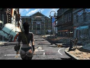 Fallout 4 playing with mods sexy vault dweller series#gaming#fallout4modded#fallout4sexymods#ff4