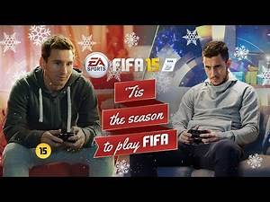 FIFA 15 - Christmas Commercial - Messi vs Hazard