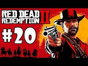 Red Dead Redemption 2 - Walkthrough - Part 20 - Blessed Are The Meek? (PS4 HD) [1080p60FPS]