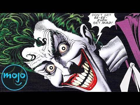 Top 10 Most Violent DC Villains