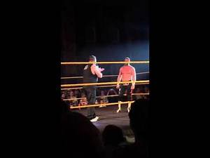 Kevin Owens Returns to NXT to Confront Sami Zayn
