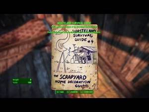 Fallout 4 - Wasteland Survival Guide, Lynn Woods