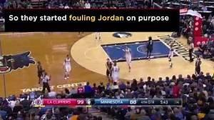 "NBA Buzz - DeAndre Jordan to the T-Wolves crowd: ""F***..."
