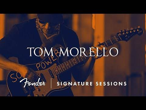 Tom Morello | Fender Sessions | Fender