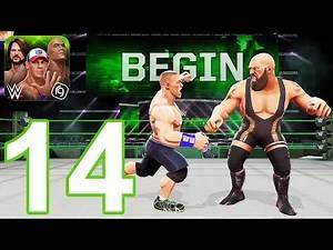 WWE Mayhem - Gameplay Walkthrough Part 14 - New Update (iOS, Android)
