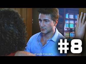 Uncharted 4: A Thief's End Gameplay Walkthrough Part 8 - Lights Out