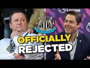 Premier League Officially Reject NUFC Takeover