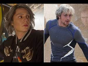 Who's Quicksilver Is Better, Peters Vs Taylor Johnson? - AMC Movie News